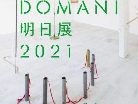 「DOMANI・明日展 2021 文化庁新進芸術家海外研修制度の作家たち」国立新美術館