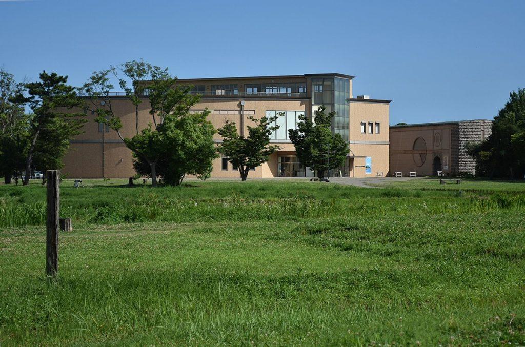 静岡市立登呂博物館-静岡市-静岡県
