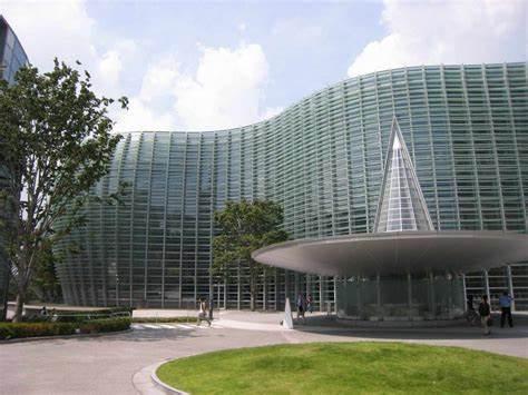 国立新美術館-港区-東京都