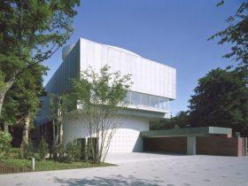 東京藝術大学大学美術館-台東区-東京都