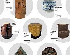 「遠州・不昧と大名家の茶」中之島香雪美術館
