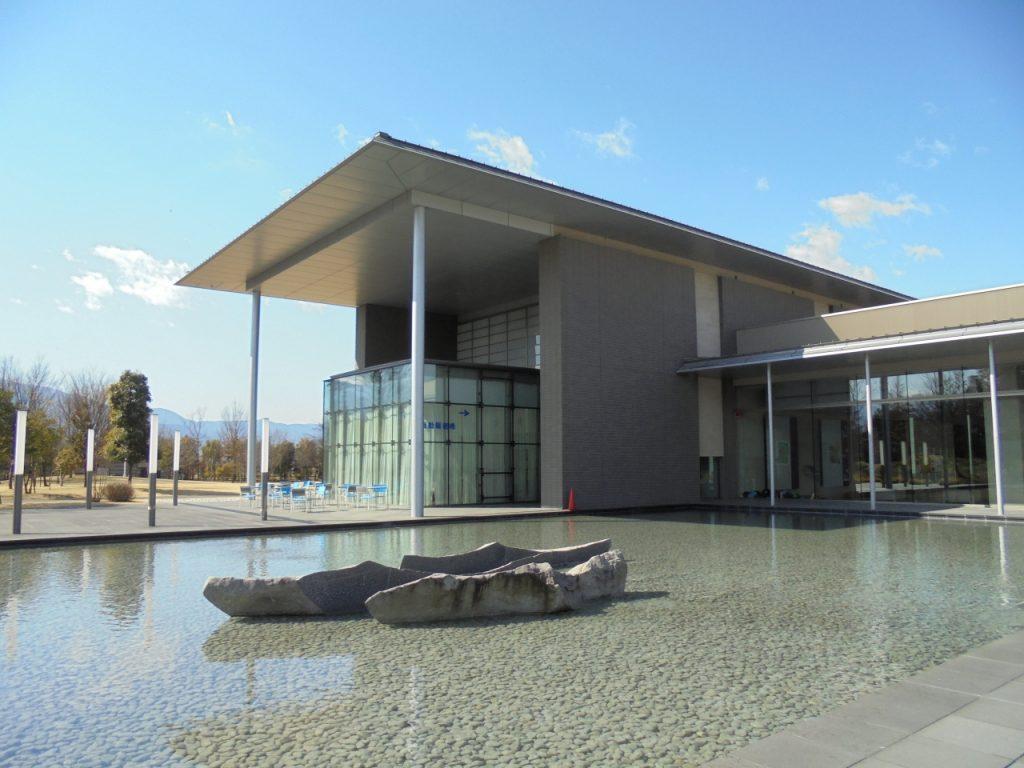 山梨県立博物館-御坂町-笛吹市-山梨県