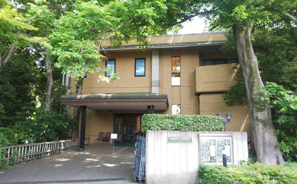 小金井市立はけの森美術館-小金井市-東京都