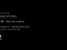 「ユージーン・スタジオ 新しい海 After the rainbow」東京都現代美術館