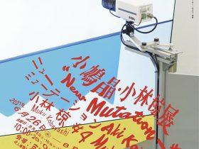 「ニューミューテーション#4 小嶋晶・小林椋」京都芸術センター