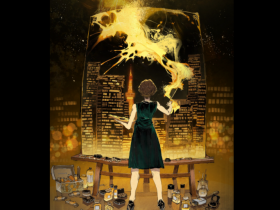 「MIROIRS – Manga meets CHANEL / Collaboration with 白井カイウ&出水ぽすか」シャネル・ネクサス・ホール