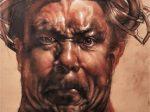 「自画像の画家 筧忠治展」刈谷市美術館