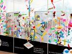 「デザインで あそぶ まなぶ つながる コドモチョウナイカイ ※5月12日(水)~6月14日(月)まで休止します」金沢21世紀美術館