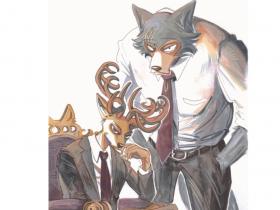 ~連載完結記念~板垣巴留「BEASTARS(ビースターズ)展」北九州市漫画ミュージアム