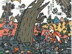 宮西達也Newワンダーランド展「ヘンテコリンな絵本の仲間たち」丹波市立植野記念美術館