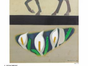 生誕110年記念 小川原脩展 「Shu Ogawara 1911-2002」小川原脩記念美術館