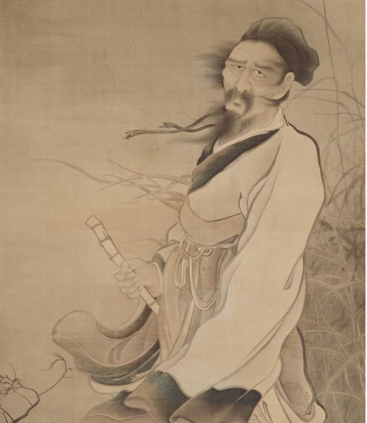 特別展「歴史を旅する谷口香嶠」笠岡市立竹喬美術館
