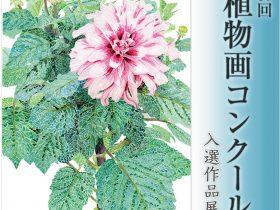 「第37回植物画コンクール入選作品展」国立科学博物館