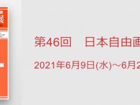 「第46回 日本自由画壇展」国立新美術館