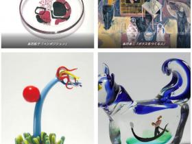 「ペキタと探検!ガラスの不思議ーヴェネチアン・グラスと絵画の世界ー」釧路市立美術館