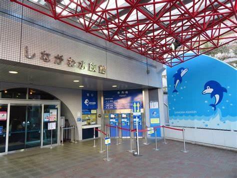 しながわ水族館-品川区-東京都