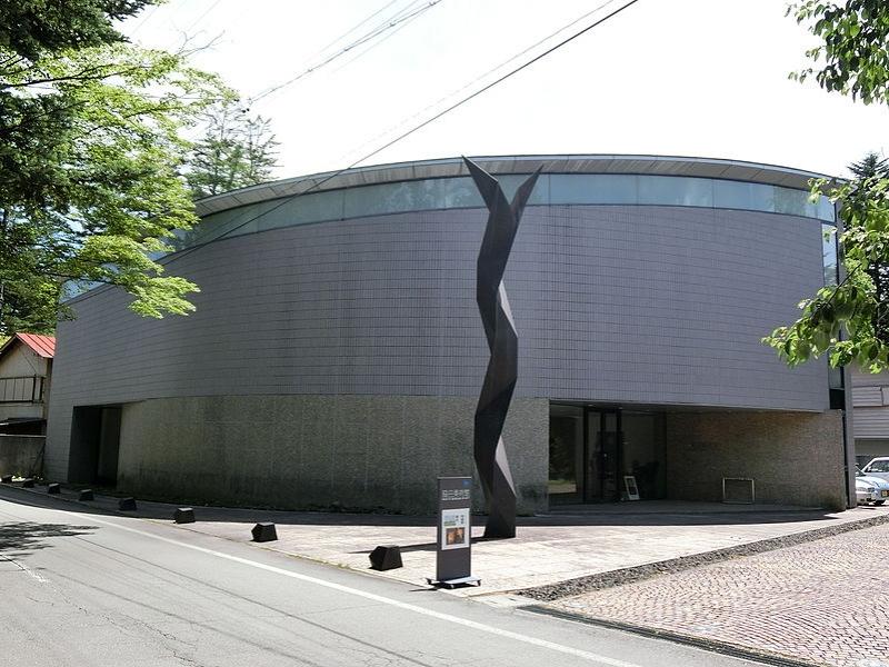 脇田美術館-北佐久郡-長野県