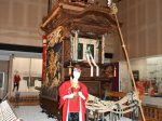 山車展示「亀崎石橋組青龍車」半田市立博物館