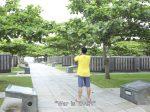 「どこかで?ゲンビ ビデオアート編 毒山凡太朗」広島市現代美術館