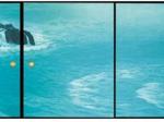 「東山魁夷 唐招提寺御影堂障壁画展」長野県立美術館