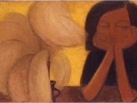 香月泰男《尾花》1948年