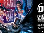 「DC展 スーパーヒーローの誕生」福岡市博物館