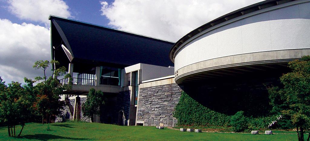 愛媛県歴史文化博物館-西予市-愛媛県