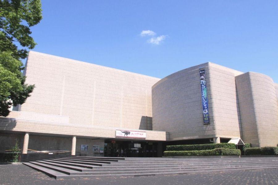 新潟県立自然科学館─-新潟市-新潟県