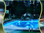 「縁側をつつむ幻想アート-光と霧のデジタルアート庭園」東京ミッドタウン