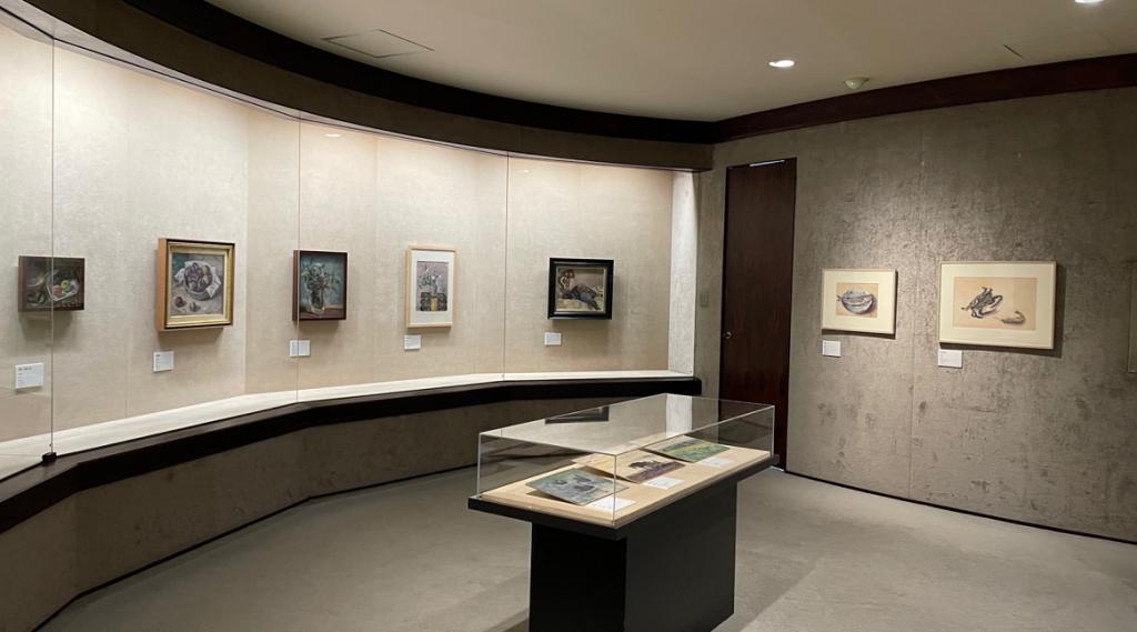 「サロン展」渋谷区立松濤美術館