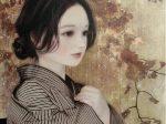 横田美晴 「冬支度」 10M ミクストメディア
