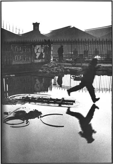 サンラザール駅、 パリ 1932年