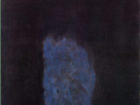 坂本善三「炎」「Black・ブラック・黒-黒のバラエティ」坂本善三美術館