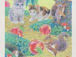 「やすらぎの色彩美 及川みほ日本画展」東急吉祥寺店