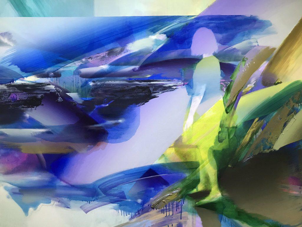 城 愛音 個展「Afterimage Ⅱ」