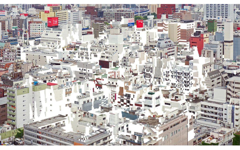岩竹 理恵 個展 「測度空間-urbs」3331 Arts Chiyoda