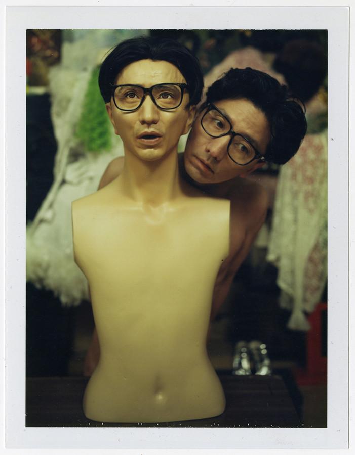 森村泰昌「ワタシの迷宮劇場」シリーズより 1985‒ © Yasumasa Morimura