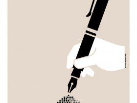 企画展「ペンを止めるな!神奈川新聞130年の歩み」「神奈川新聞とJAXA宇宙飛行士野口聡一さん」ニュースパーク(日本新聞博物館)
