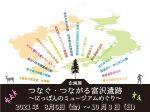 「つなぐ・つながる富沢遺跡 ~にっぽんのミュージアムめぐり~」地底の森ミュージアム(仙台市富沢遺跡保存館)