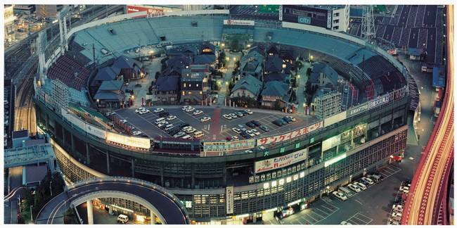 畠山直哉《untitled/Osaka 1998》 © Naoya Hatakeyama