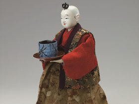 「茶運人形」1995年