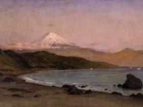 五姓田義松 《田子之浦》 1892年