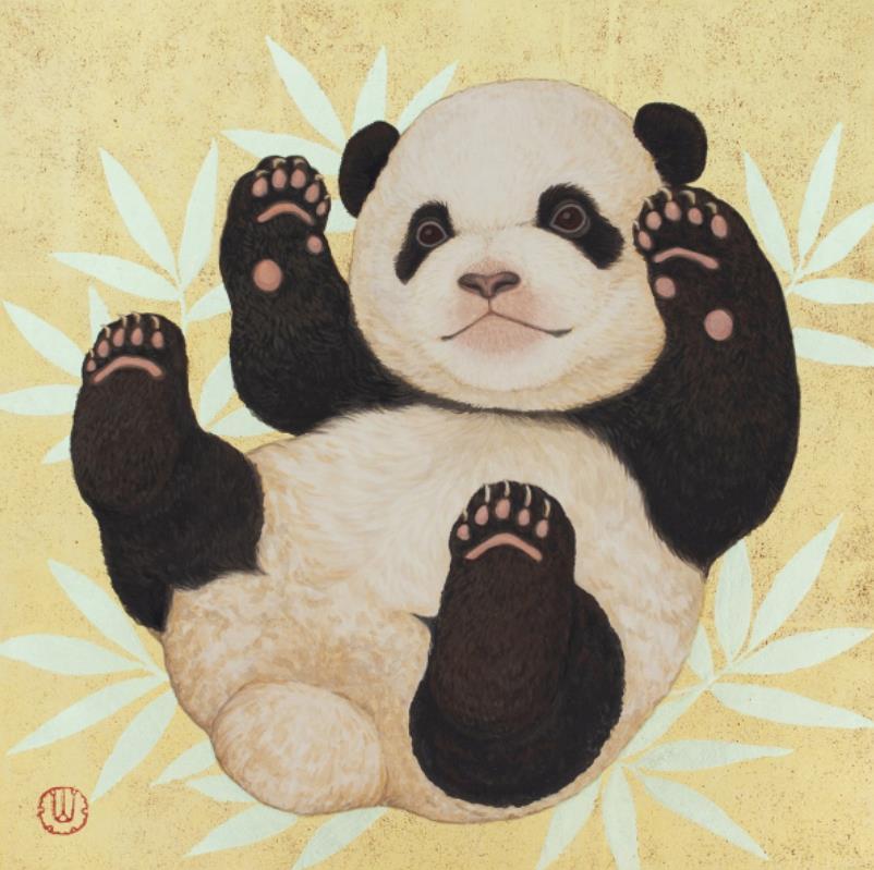 「rolling little panda」  S4