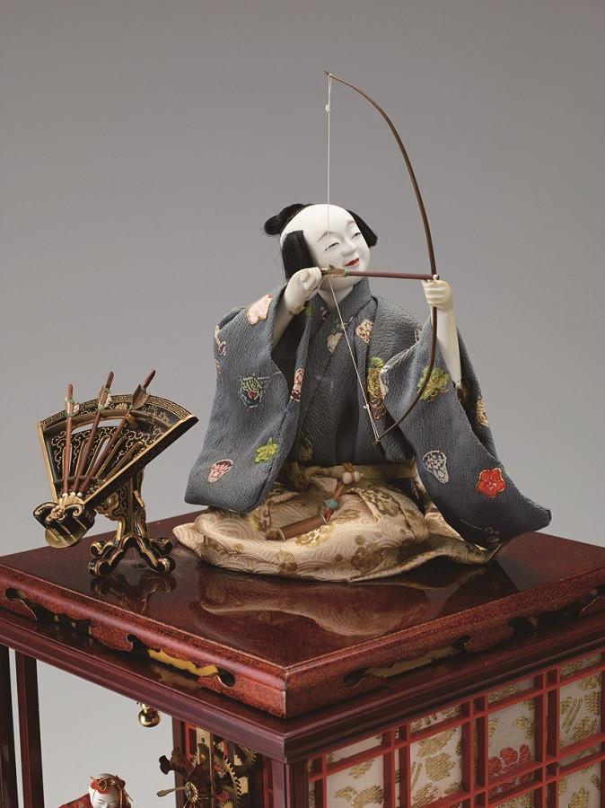 「弓曳童子」1998年