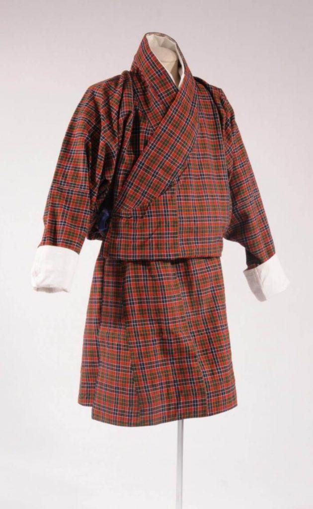 コート:ゴ ブータン 小川安朗収集 1975年