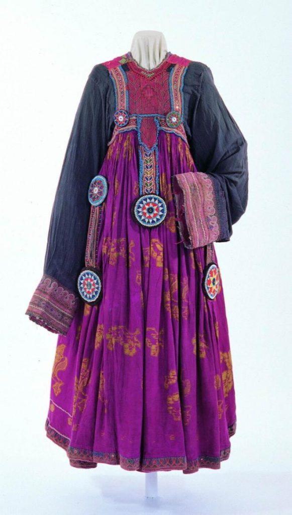 ドレス:ケミス アフガニスタン 松島きよえ収集 1970-80年代