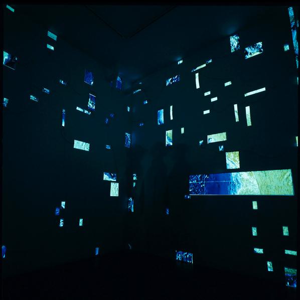 地球の作り方(1994)撮影:柏木久育