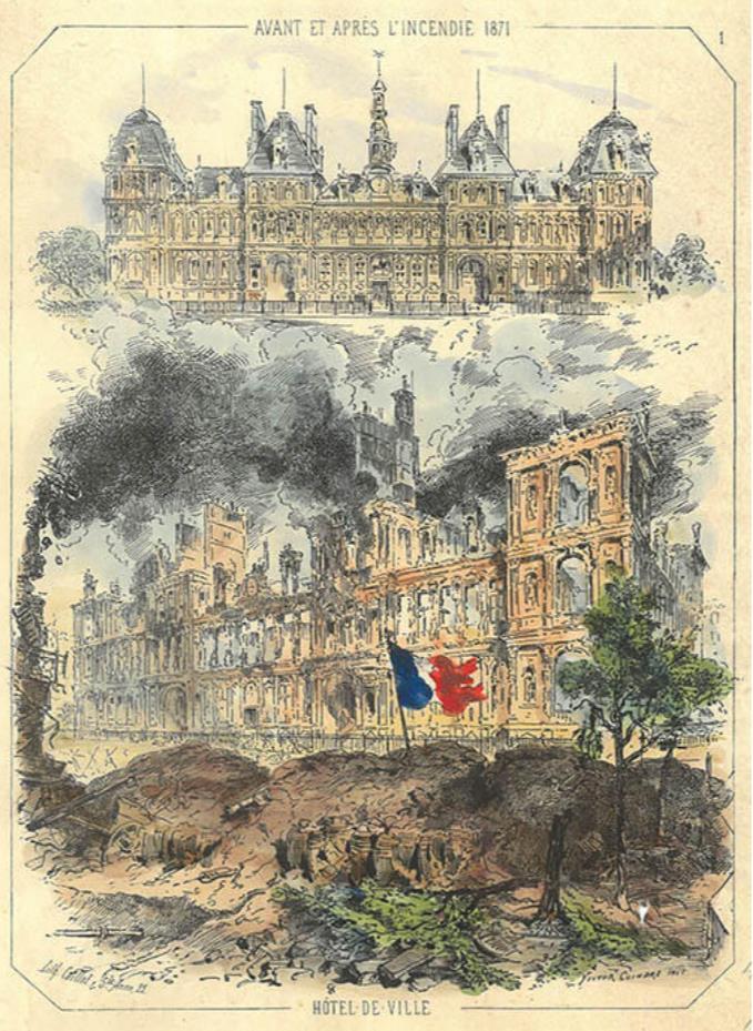 パリ・コミューン150年記念「パリ燃ゆ―名もなき者たちの声」大佛次郎記念館