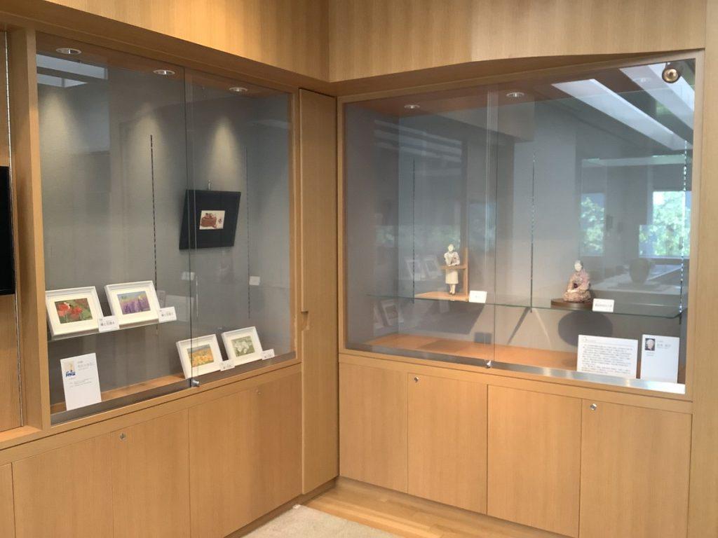 第20回「人間国宝 奥山峰石と北区の工芸作家展