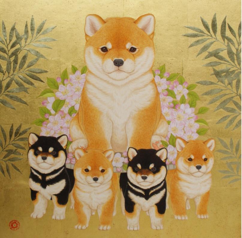 「子犬の祭典」  S6